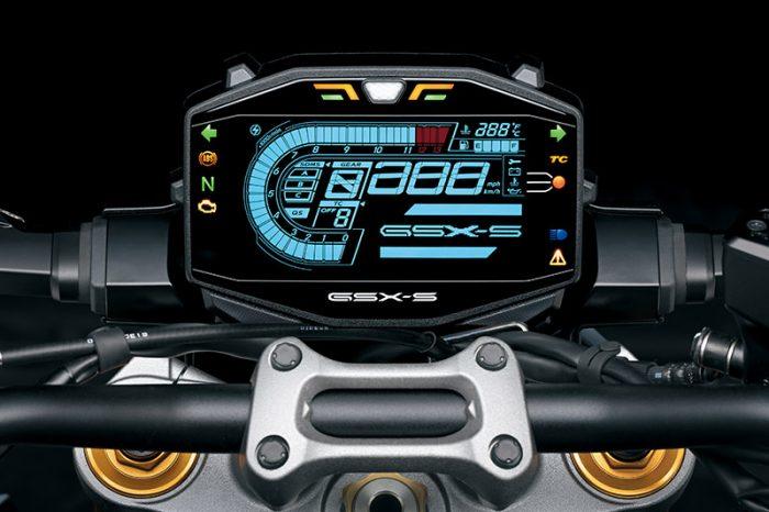 GSX S1000 M2 InstrumentCluster