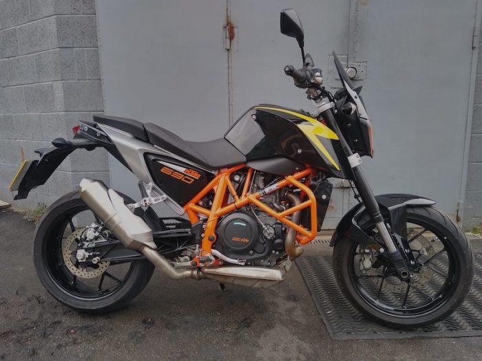 KTM 1