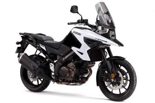 V Strom 1050 white 2020