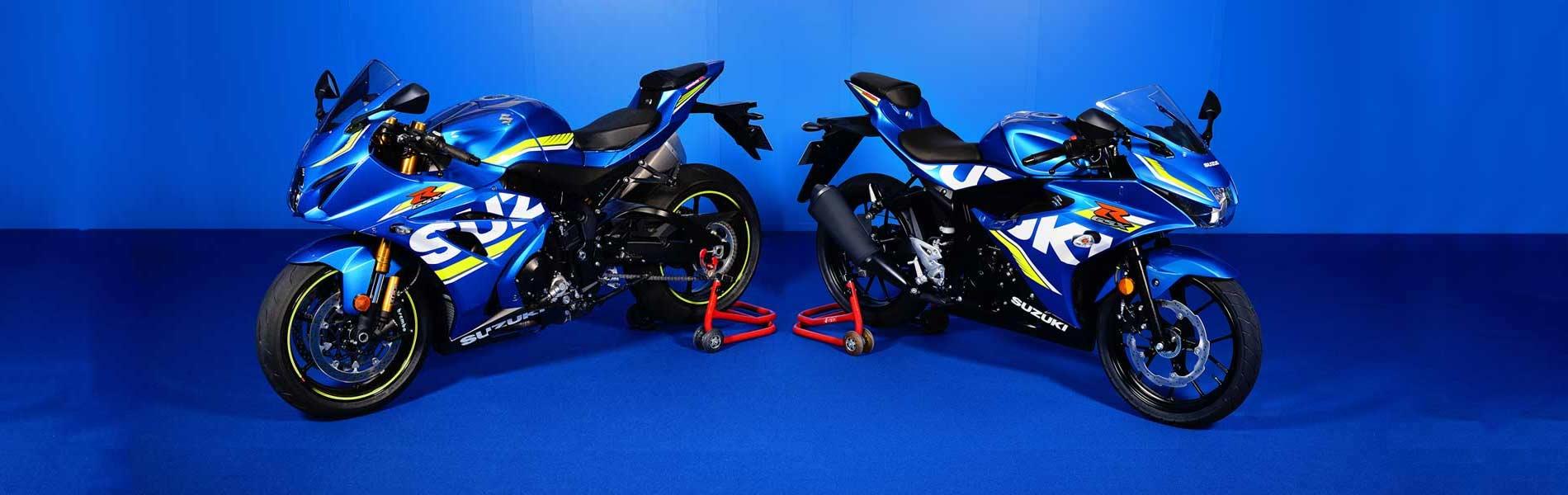 buy suzuki gsx-r125 motorbike