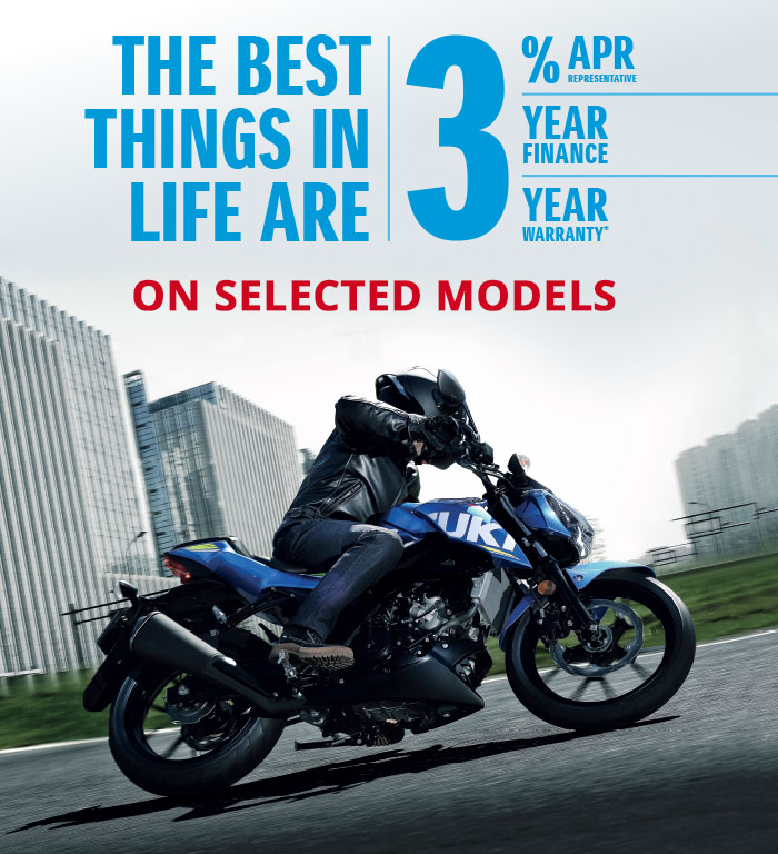 finance for suzuki bikes