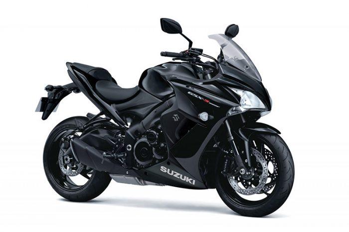 gsx s1000f suzuki black bike