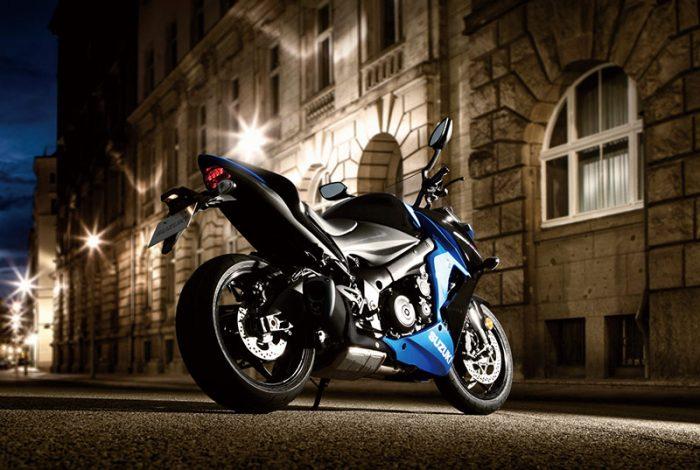 gsx s1000f suzuki blue 2020