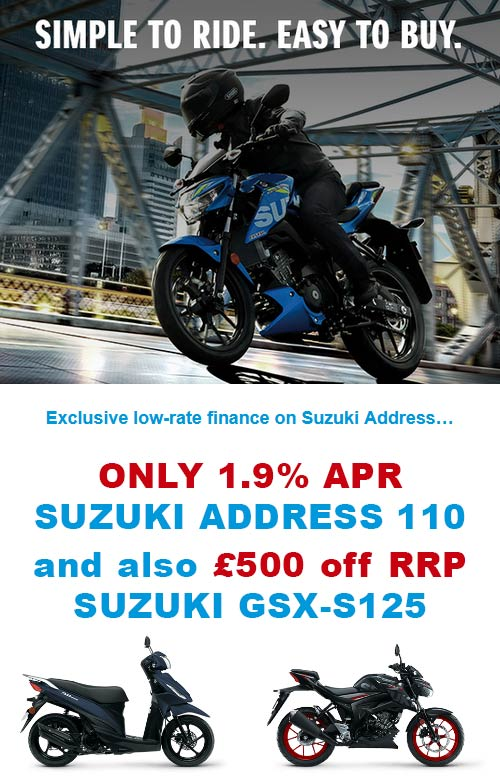 gsx-s125 suzuki special offer