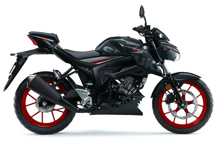 london suzuki gsx-s 125 new bike