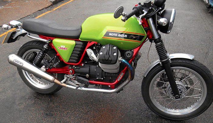 buy moto guzzi V7 racer