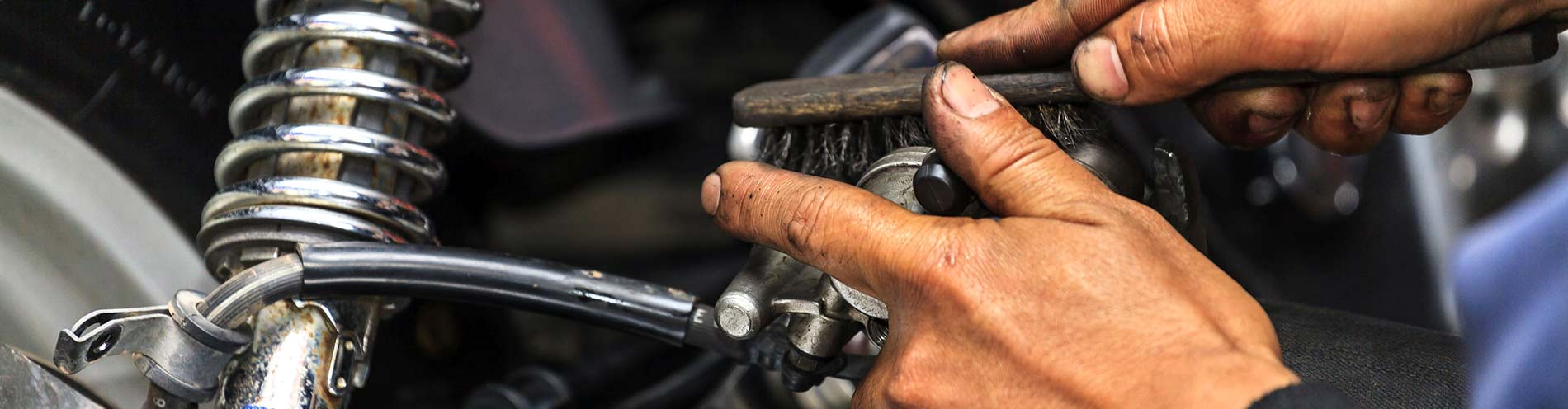 motorbike repairs servicing mot london