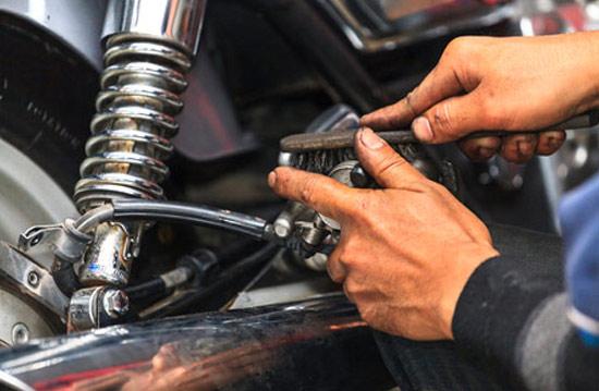 motorbike servicing repairs mot