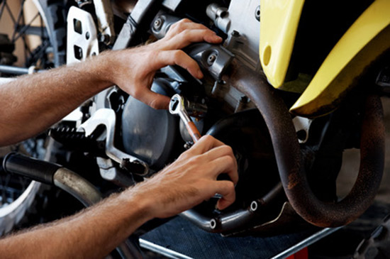 motorcycle repair centre london