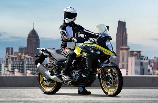 new suzuki bikes london dealer