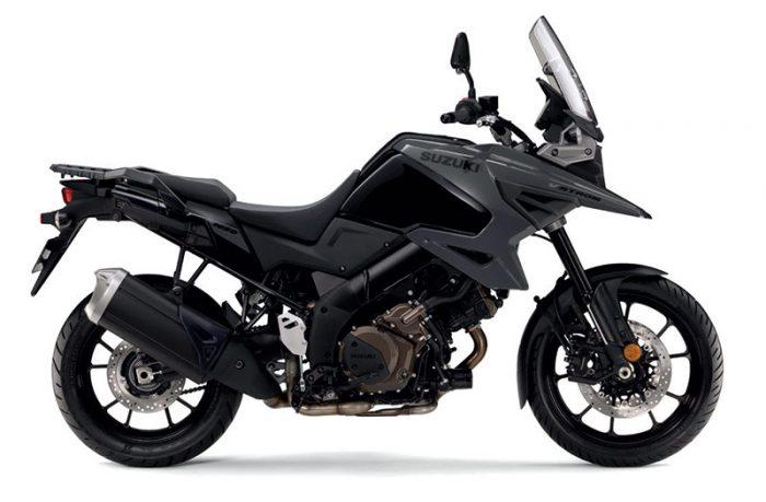 suzuki V Strom 1050 black 2020