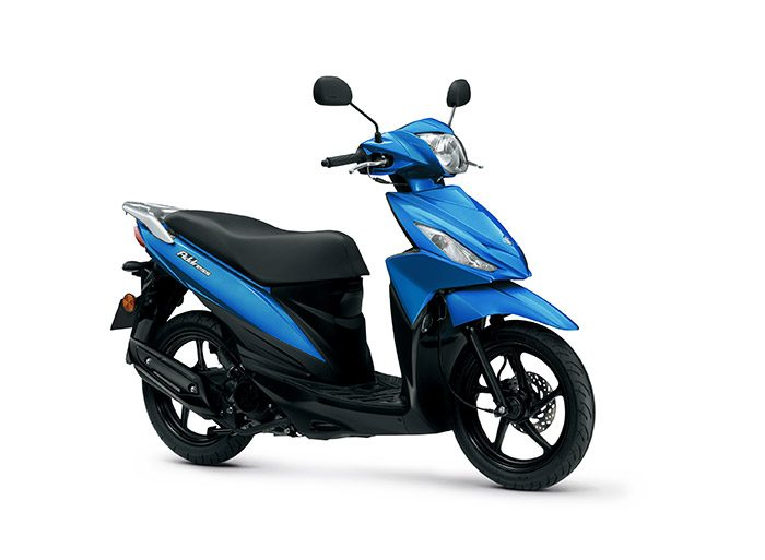suzuki address 100 scooter