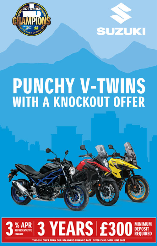 suzuki dealers london discount offer