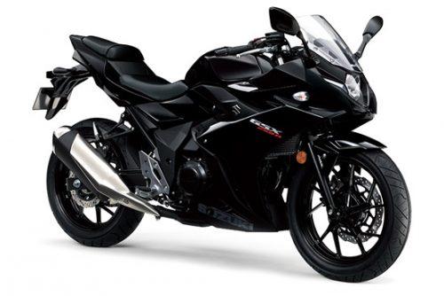 suzuki gsx 250r sportsbike