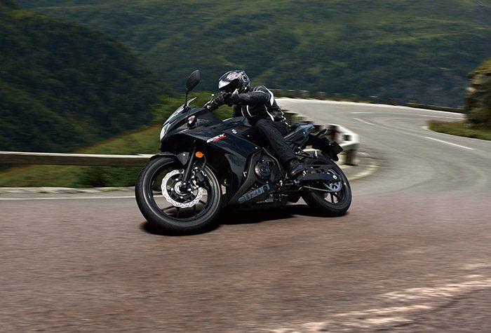 suzuki gsx 250r new bike