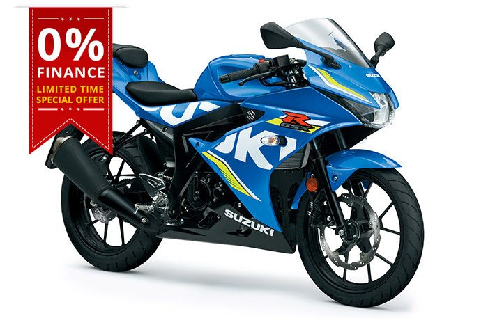 suzuki gsx r125 moto gp offer