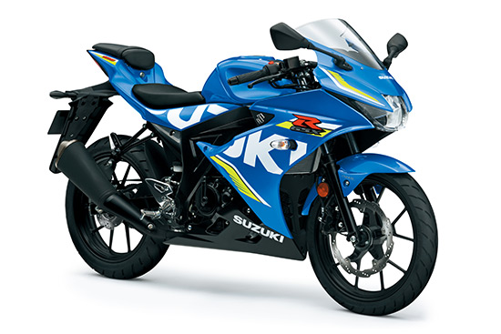 suzuki- gsx r125 moto gp