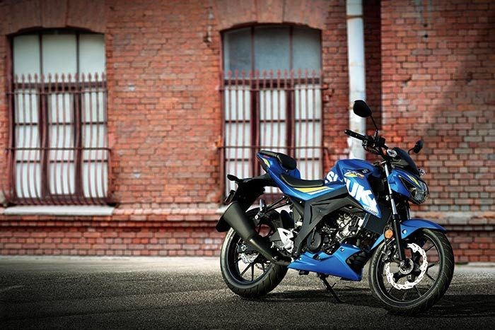 best suzuki gsxs125 dealer