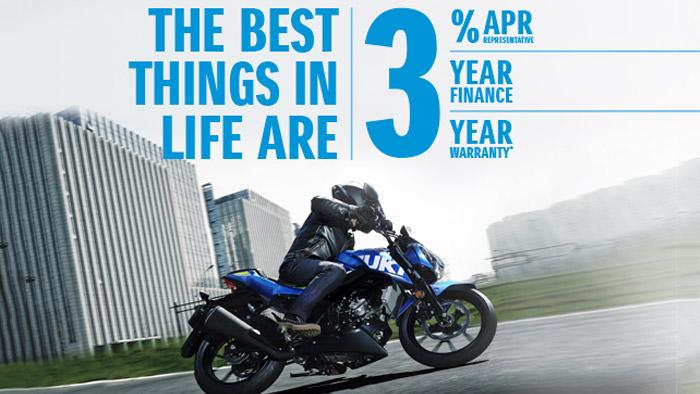 suzuki motorbike finance deals kent