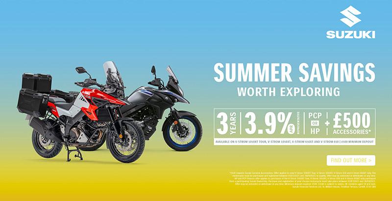 suzuki bikes discount offers